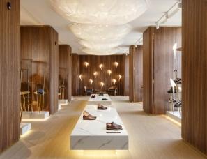 MONO Architects--乌克兰 SHABELSK 精品店
