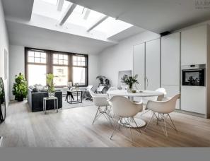 stylingbolaget设计--斯德哥尔摩stylingbolaget村公寓