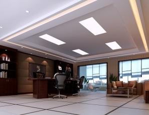 国际金融办公空间室内装修设计-贵阳专业办公室装潢设计