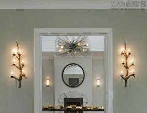 Kate Hume设计--英国伦敦庄园别墅
