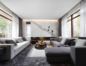 汉格空间设计--东海府别墅