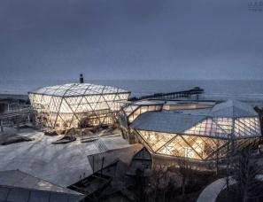 近境制作唐忠汉--浮岛光屿,雕塑建筑的无限诗意