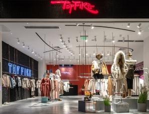 大業设计--湖北服装店