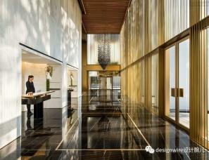 Foster + Partners设计--香港The Murray酒店