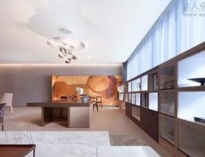 琚宾设计--北京居然顶层贰零一伍据宾之家(画屏)