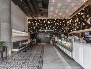 阿根廷设计--LUCCIANO冰激凌品牌旗舰店