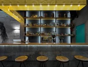 康希建筑设计--Spirto咖啡吧