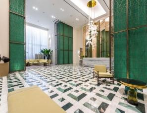 Yabu Pushelberg设计--SLS LuxBrickell豪华酒店公寓
