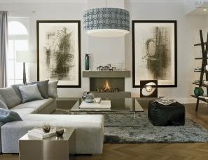 Kate Hume设计--布拉格别墅
