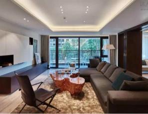 梁建国设计--北京五矿万科如园C1地块17#样板间