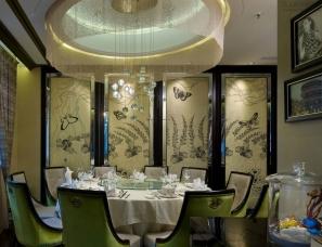 上瑞元筑设计--上海采蝶轩
