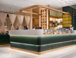 无锡淙淙空间设计——古洋食坊餐厅改造