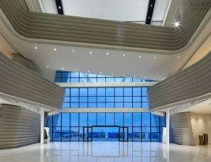 FCD浮尘设计--青岛东方时尚发布体验中心