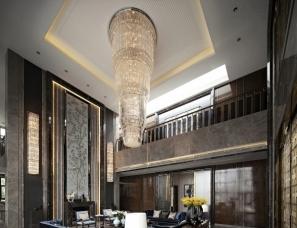 梁志天--北京富力湾湖心岛别墅项目A2户型