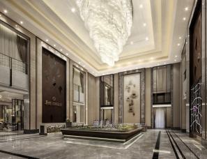深圳朴悦设计--贵阳国际社区销售中心