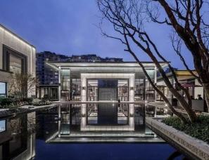 深圳矩阵纵横设计--成都蓝光雍景阁