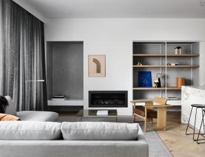 South Yarra Mirror Apartment