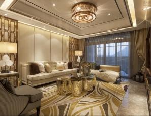 上海飞视设计--涪陵样板房
