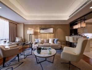 黄志达设计--余音绕梁·中国风-北京国瑞城酒店式公寓