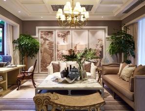戴昆设计--杭州坤和和家园样板房