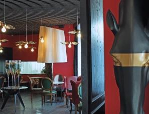 FW.GID国际设计--玛歌咖啡