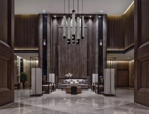 河南希雅卫城装饰设计--郑州璞居酒店