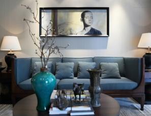 LSDCASA设计---上海绿地新江湾名邸样板房