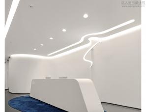 广州菲灵设计--沙驰国际办公室