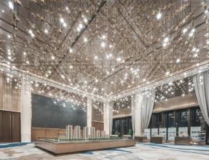 曼图设计--芜湖绿地国际花都售楼中心
