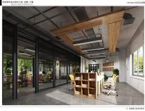 励力设计--智能云科沈阳分公司办公室设计