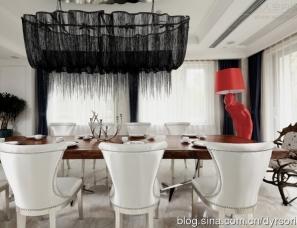北京设计师孟也最新别墅作品 《时光穿梭的流年》