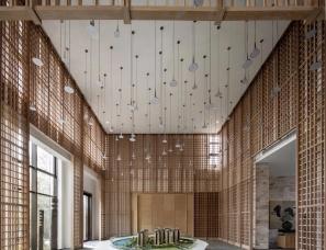 尚壹扬设计--佛山高明金科售楼中心