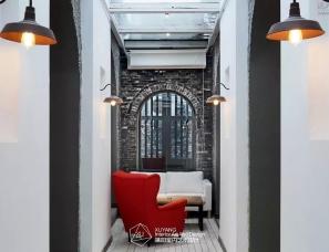 楈阳室内艺术设计--同樂——西津渡同乐家庭餐厅