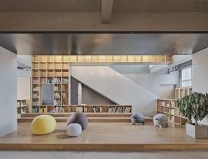 ENJOY DESIGN--宁波万科芝士公园签约中心