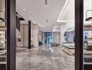 华墨国际设计--中海漳州龙文区中海上湾售楼部
