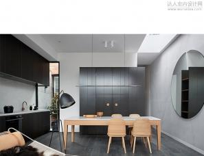 Whiting Architects--POCKET HOUSE