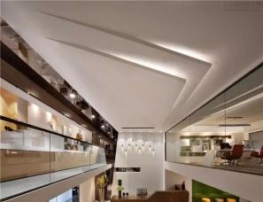 深圳创域设计有限公司--天津美年广场LOFT办公样板间