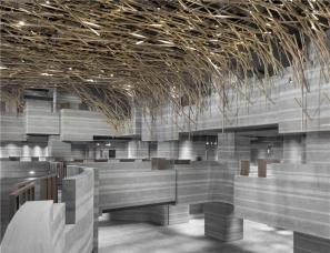 如恩设计--上海虹桥天地演艺与展示中心