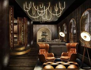 Emma Maxwell设计--餐厅