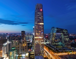 北京新国贸饭店 Hotel Jen