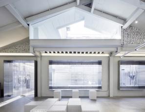 Betwin Space Design--首尔·Dr.Jart+(蒂佳婷)护肤品牌旗舰店