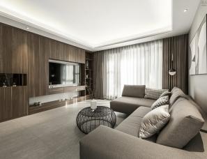 【首发】北京九点九设计--私宅-良月