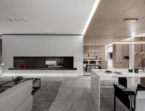深圳INNEST意巢设计--上海阳光城翡丽湾公寓