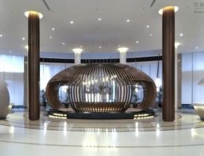 梁景华 - 無錫世貿中心 – 銷售中心