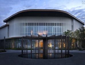 FW·GID国际设计--惠阳·木槿雅著地产销售中心