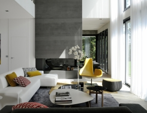 Claude Cartier设计--Maison contemporaine