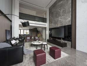 龙岩叁尺空间设计--御龙首府楼中楼