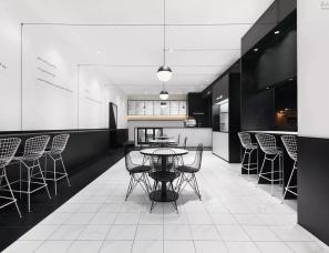 立品设计--一尚门TFD×BANKSIA餐厅
