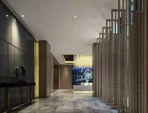 于强设计--宁波·万科城蓝色东方营销中心