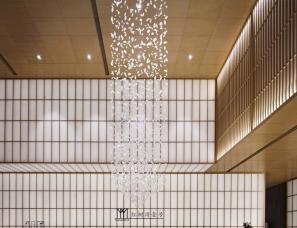 台湾大易国际邱春瑞设计--深圳福田绿景红树湾一号销售中心